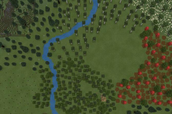 Карта Void Survival (Выживание)]