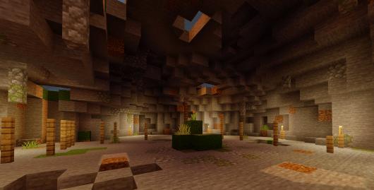 Карта The Cave 2 (Головоломка)