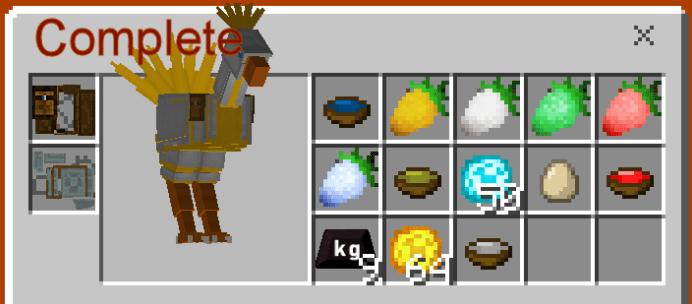 Мод Chocobo Expansion 1.14/1.13 (Чокобо)