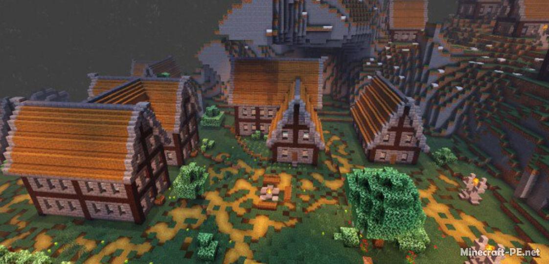 Карта Keragard – Medieval City  (Постройка)]