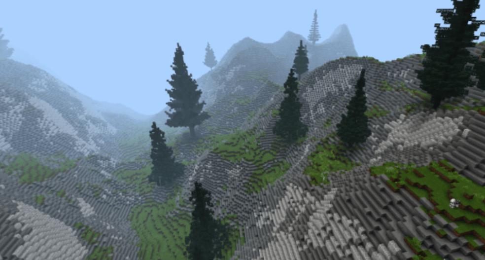 Карта Mountain Islands 1.14 (Постройка)]