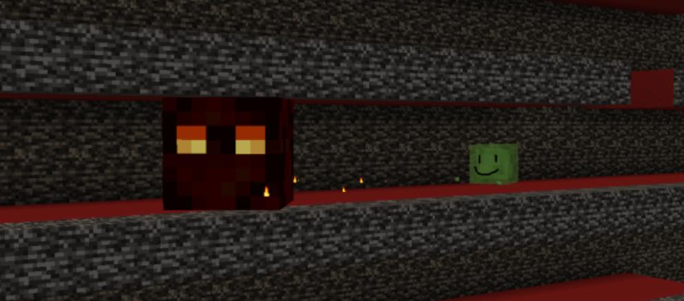 Карта Magma Run (Мини-игра)