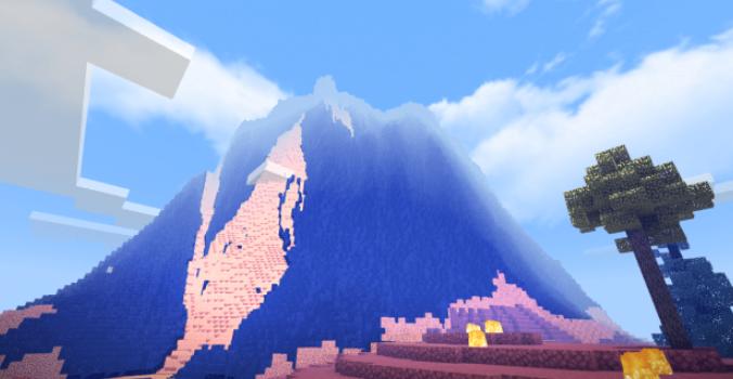 Карта The Volcan (Постройка)