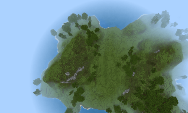 Карта The Forgotten Island (Постройка)]