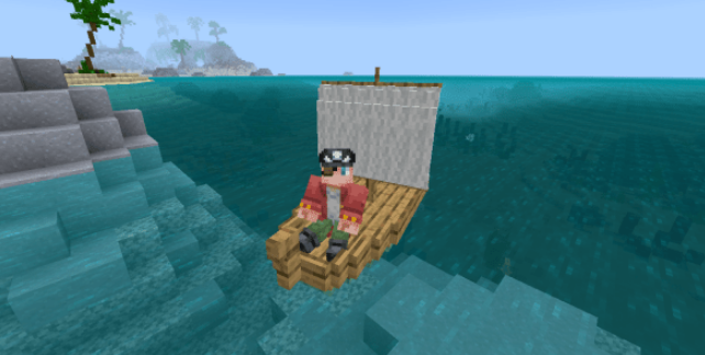 Мод Boats 1.14/1.13 (Лодка)