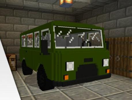 Мод UAZ 452 1.14 (Автомобиль)