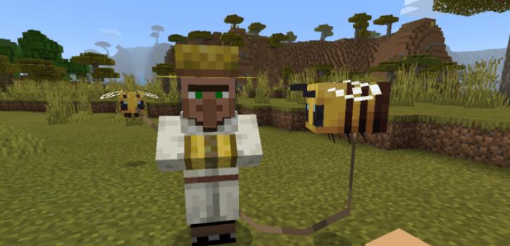 Мод Beekeeper Trader 1.14 (Торговля)]