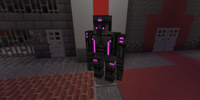 Мод Minecraft Story Mode 1.14 (Мобы)