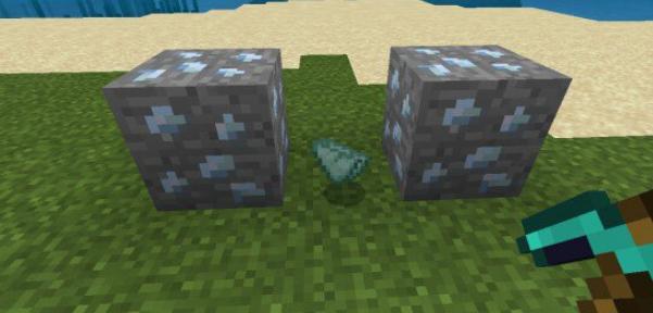 Мод New Axes 1.14-1.13 (Новые топоры)