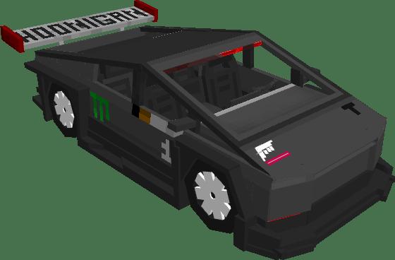 Мод Cyber Sport 1.16/1.15 (Спортивные машины)
