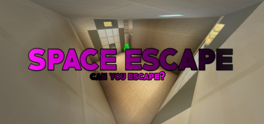 Карта Space Escape 1.16 (Космический побег)]