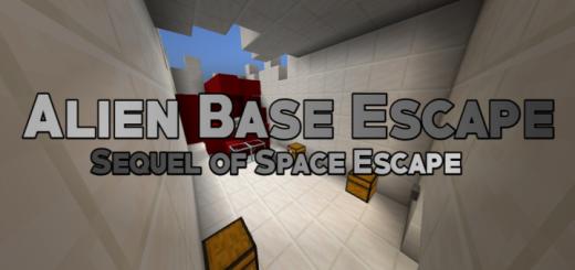 Карта Alien Base Escape – Sequel of Space Escape 1.16 (Космический побег)]
