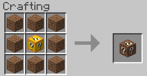 Мод Elingo's Lucky Block 1.16 (Новые виды Lucky Block)