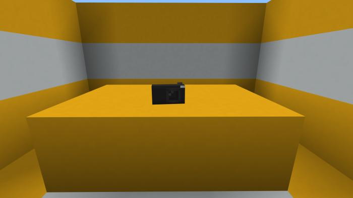 Мод Potopo: Furniture – Mini Tech Update – Part 2 1.16 (Декоративные блоки)