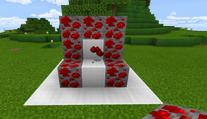 Мод Red's Vanilla Ore 1.16 (7 новых руд)