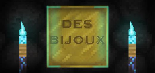 Des Bijoux (WIP) 1.16 (Обновление текстур блоков)]