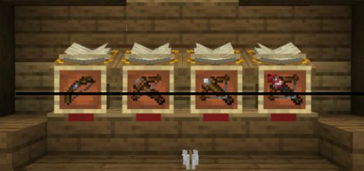 Enhanced Bows (Текстуры лука и арбалета)]