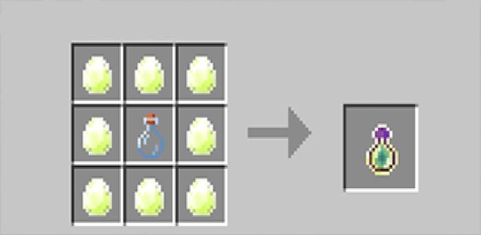 Мод Chicken Experience 1.16 (Цыпленок)