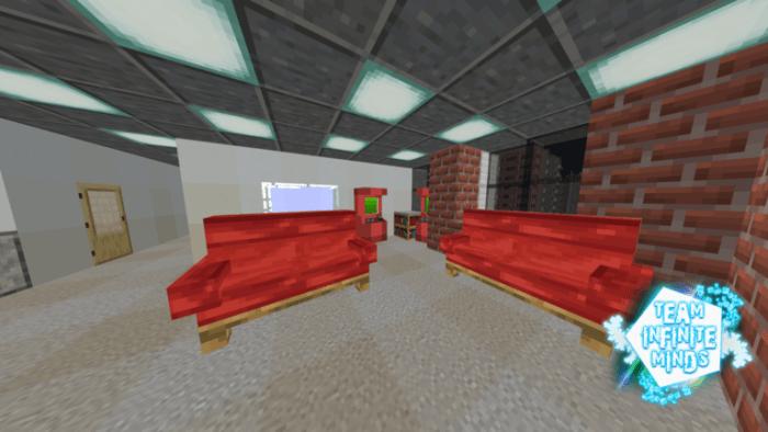 Мод Furnilla 1.16 (Больше мебели)