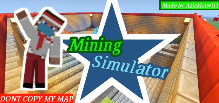 Мод Mining Simulator 1.16 (Горный симулятор)]