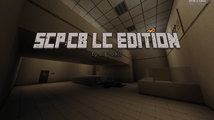 Карта SCP: CB LC Edition v0.0.4 (Игра SCP: CB )]