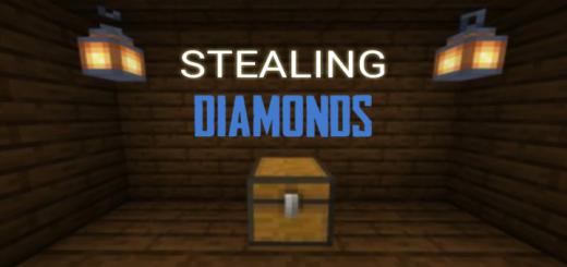 Карта Stealing Diamonds (Кража алмазов)]