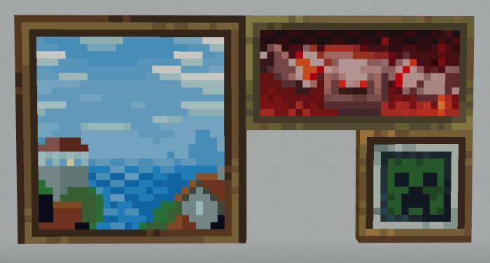 Мод Blocks From Dungeons 1.16 (Обновление «Ползучая зима!»)