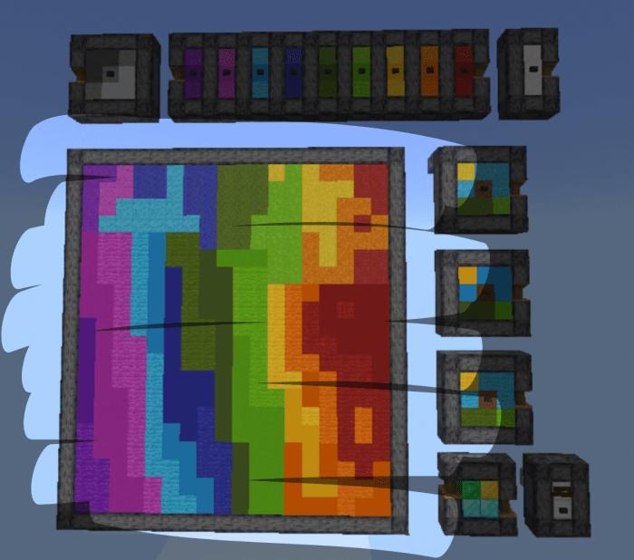 Карта MS Print (Карта для рисования)