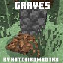 Мод Graves 1.16 (Могилы в Майнкрафт)