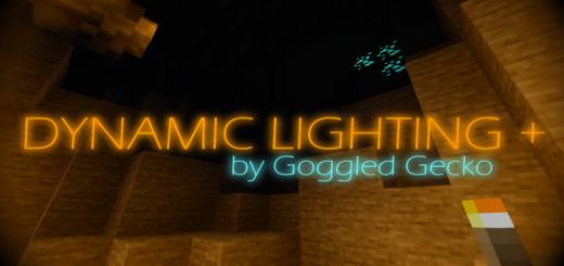 Мод Dynamic Lighting Plus 1.16 (Улучшенное освещение)