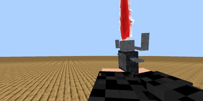 Мод 3D Guns & Weapons 1.16 (3D-оружие)