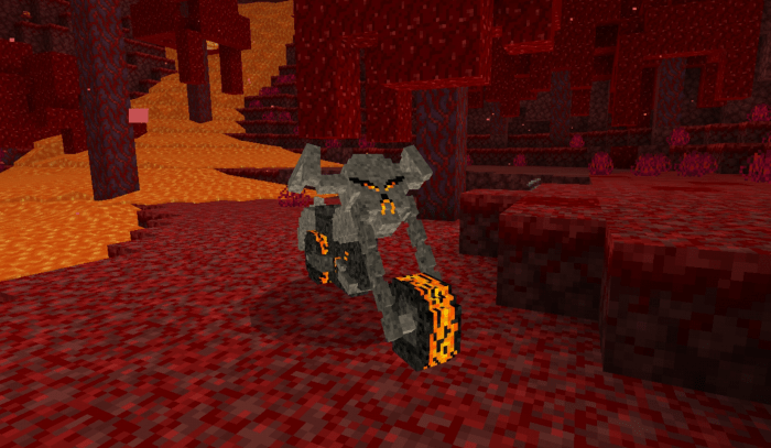 Мод Ghost Rider's Hell Cycle 1.16 (Призрачный гонщик)