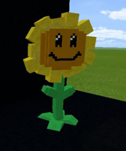 Мод Plants vs Zombie Garden Warfare 1.16 (Растения и зомби)