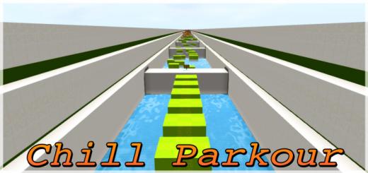 Карта Chill Parkour 1.16 (Мини-игра)]