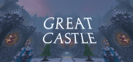 Карта A Great Castle 1.16 (Большой замок)]
