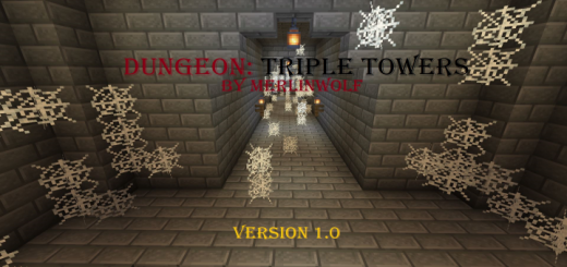 Карта Dungeon: Triple Towers 1.16 (Головоломка)]