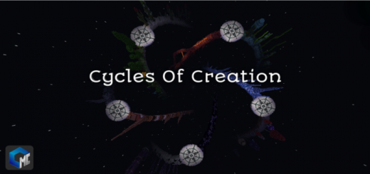 Карта Cycles Of Creation 1.16 (Выживание)]