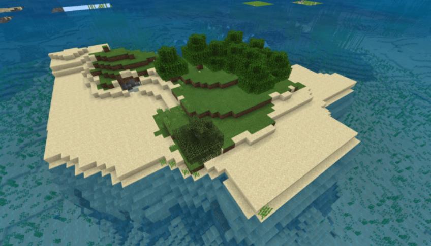 Мод Triton Quest Minecraft Bedrock Ocean Add-On 1.16 (Путешествия под водой)