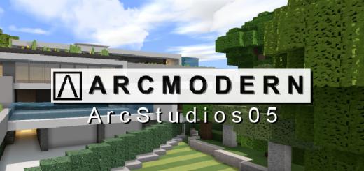 ArcModern V.2 1.16 (Текстуры 64x)]