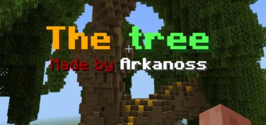Карта The Tree – Parkour and CTM 1.16 (Паркур)]
