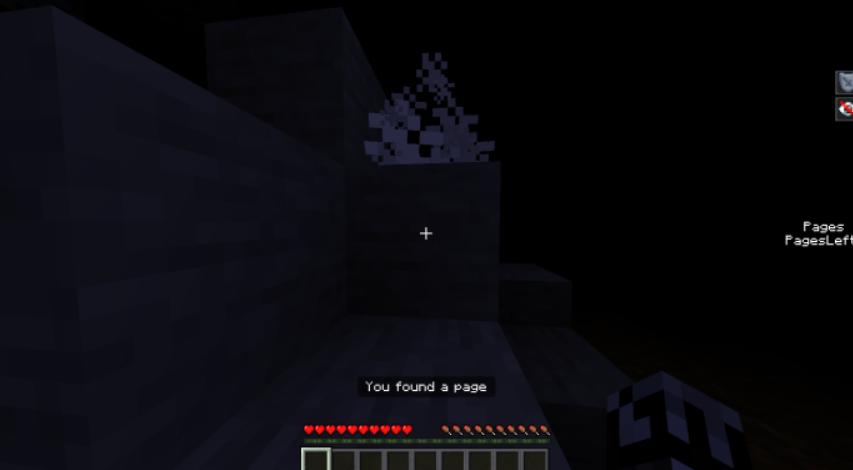 Карта The Slender Man Adventure 1.16 (Приколючения)