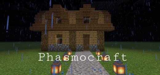 Мод Phasmocraft 1.16 (Много инструментов)]