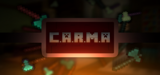 Мод CARMA 1.16 (Создание новых предметов)]
