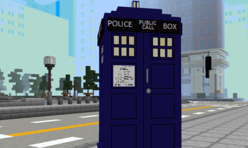 Мод The TARDIS 1.16 (Компаньоны)]