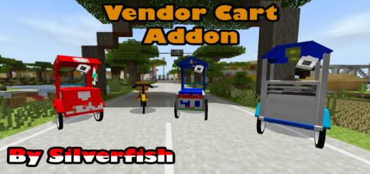 Мод Vendor Cart 1.16 (Тележки с едой)]