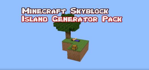 Мод Skyblock Island Generator 1.16 (Личный остров)]