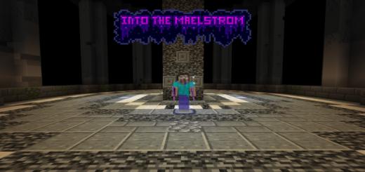 Мод Into the Maelstrom 1.16 (Приключение)]