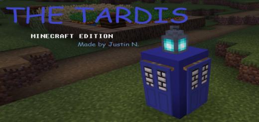 Мод TARDIS 1.16 (Космический корабль)