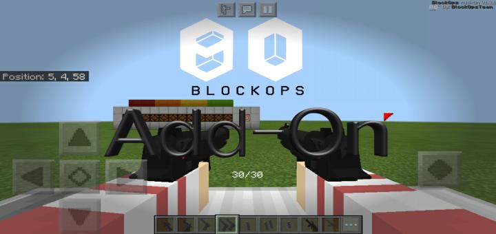 Мод BlockOps 1.16 (Тонны оружия)]