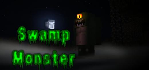 Мод SwampMonster 1.16 (Болото с ведьмами)